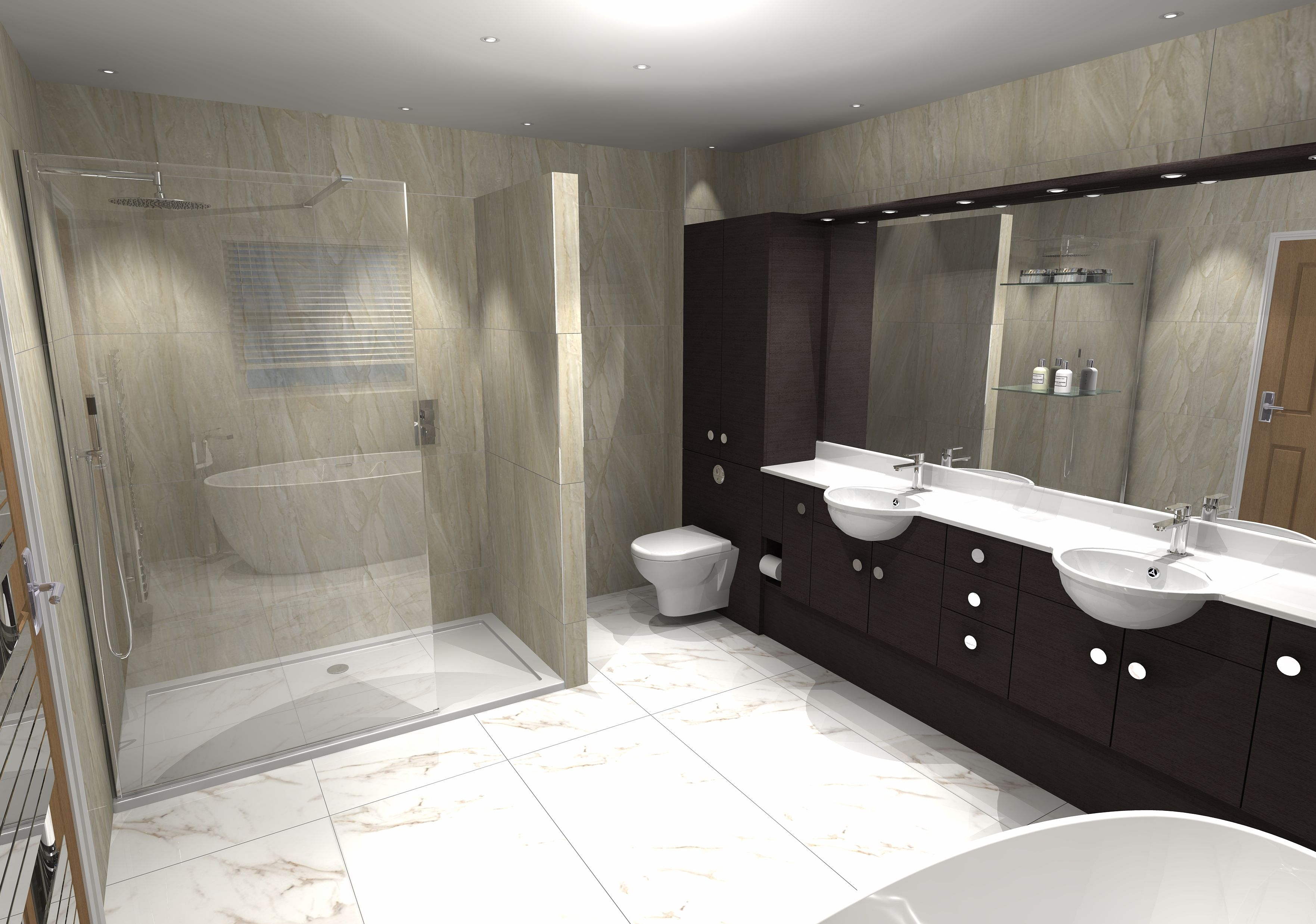 Ambiance Bain Bathroom Furniture & Walk In Shower Bathroom Design Stunning Virtual Bathroom Design Design Inspiration
