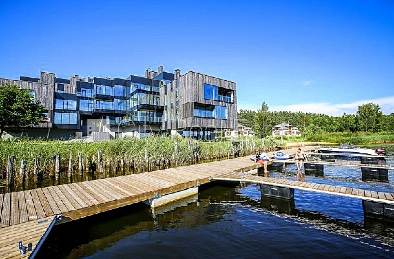 Apartment for sale in Riga district, Baltezers ...