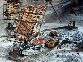 Asado Grillen Der Argentinische Grillsport Mit Bauanleitung Für