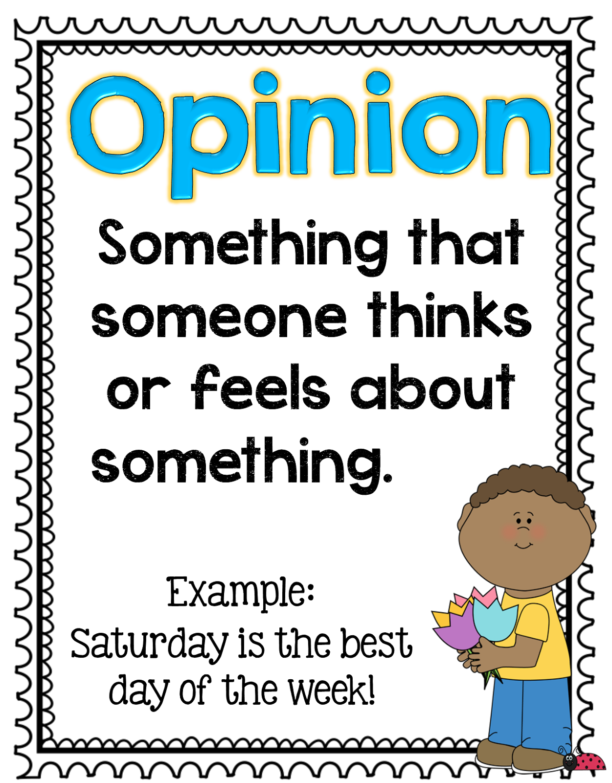 Http Www Teacherspayteachers Com Product Free Fact And Opinion Posters Ccss 1157672 Persuasive Writing Teaching Writing Opinion Writing