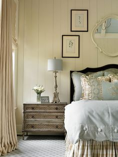 Family Home With Timeless Traditional Interiors Country House Decor French Country Bedrooms Country Bedroom