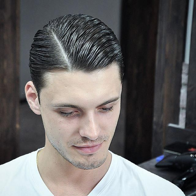 Latest Thick Hair Mens Hairstyles