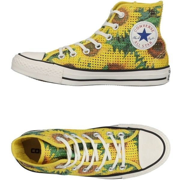 40761b4906d95e Converse Limited Edition Sneakers ( 124) ❤ liked on Polyvore ...