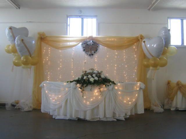 Decoracion de globos boda creaciones ncs pinterest - Decoraciones para bodas sencillas ...