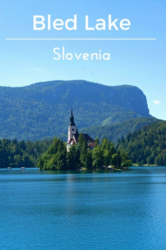 Lake Bled Slovenia - a storybook like day trip from Ljubljana with stunning views that you can't miss. Find the hill top castle and the picturesque tiny Bled Island. Click to read more!