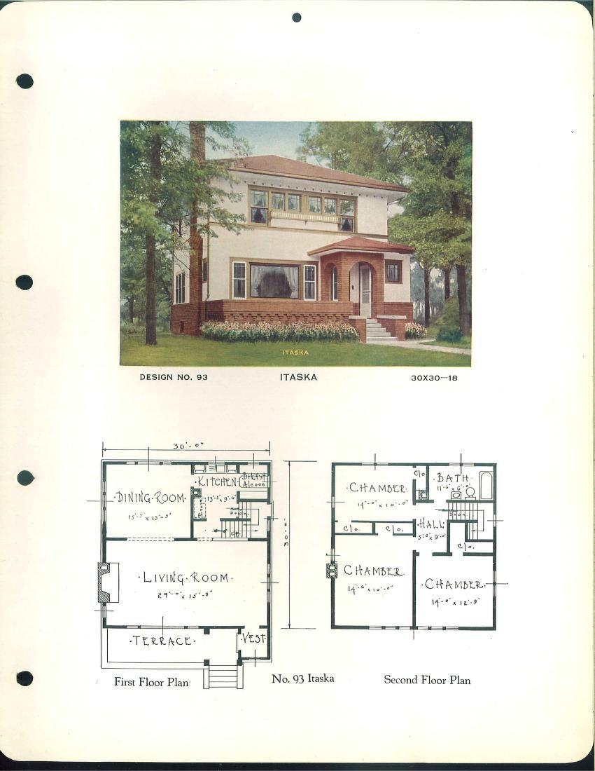 building service house plans vintage home pinterest