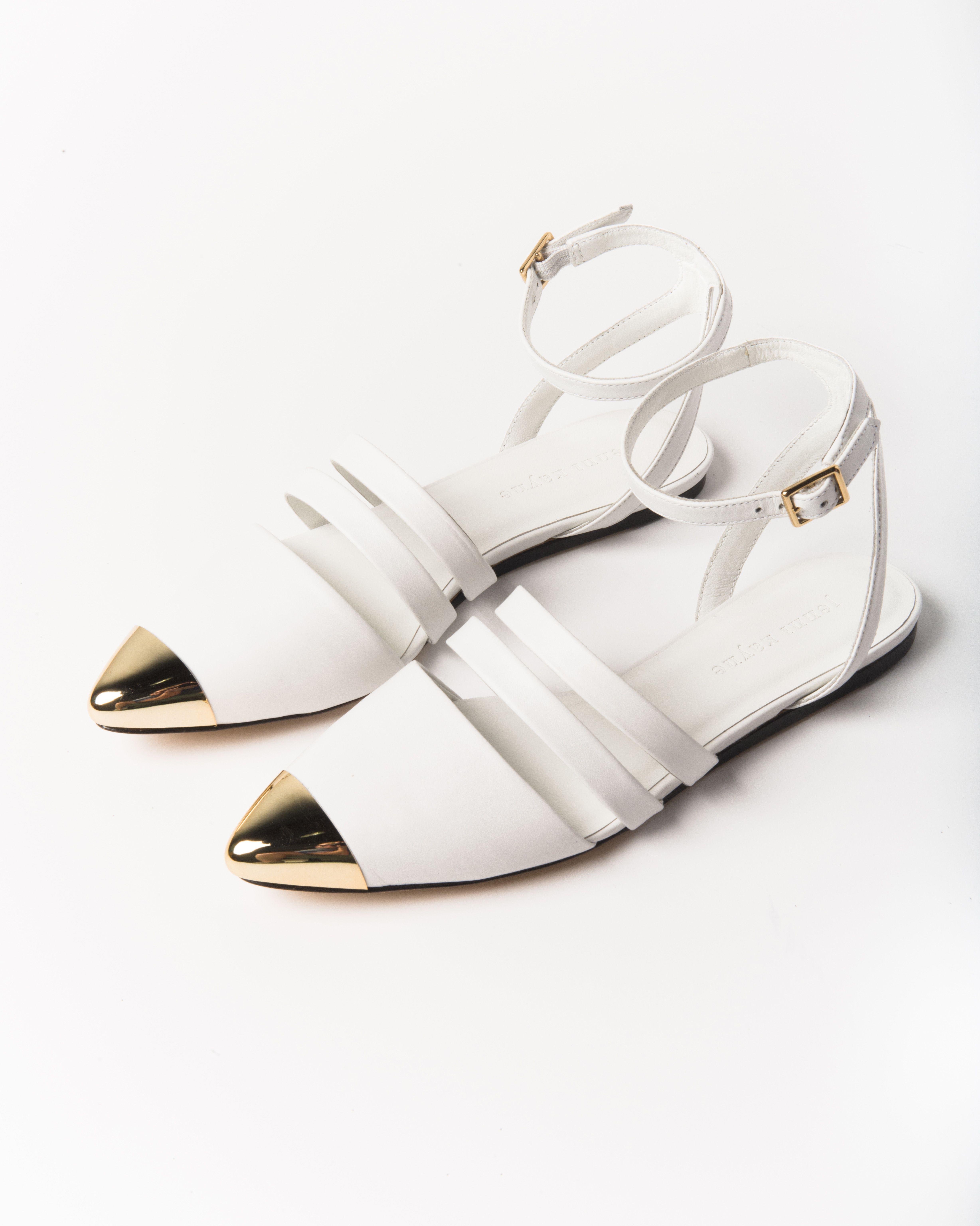 8bfe105cfbefd0 Street Smarts - Jenni Kayne strap sandals