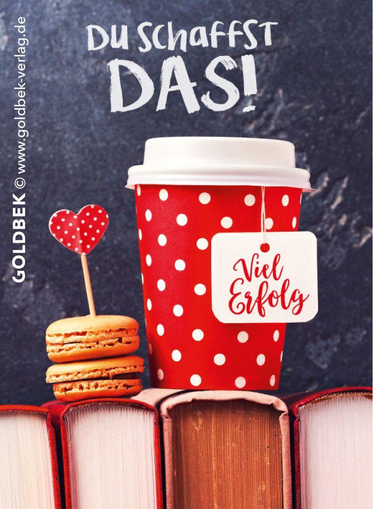 Postkarten - Kaffee. Schönes Motiv um viel Erfolg zu