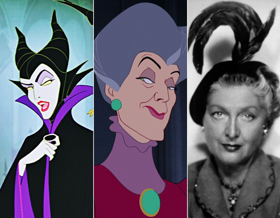 Eleanor Audley Provided The Voices For Two Of Disney S Best