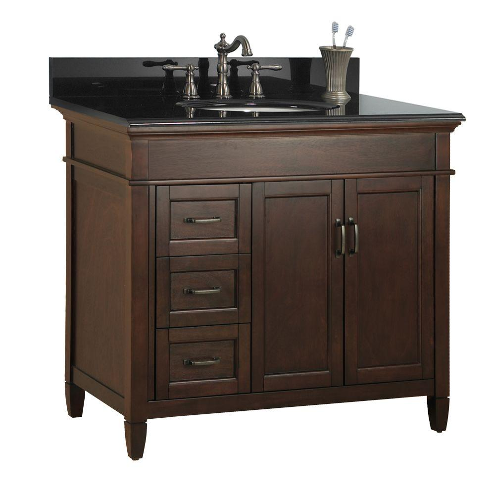 Home Decorators Collection Ashburn 37 In W X 22 In D Bath Vanity