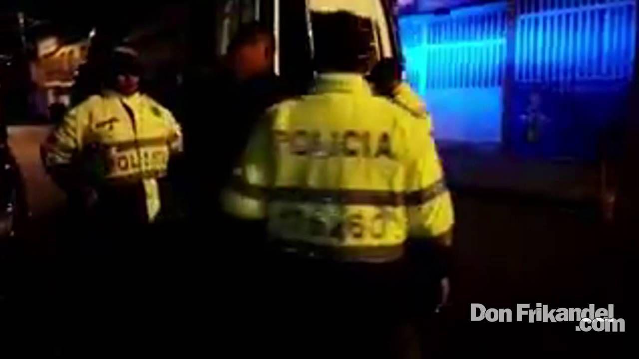 Capturados, cuatro sujetos que pretendian hurtar cerca de 200 metros de ...