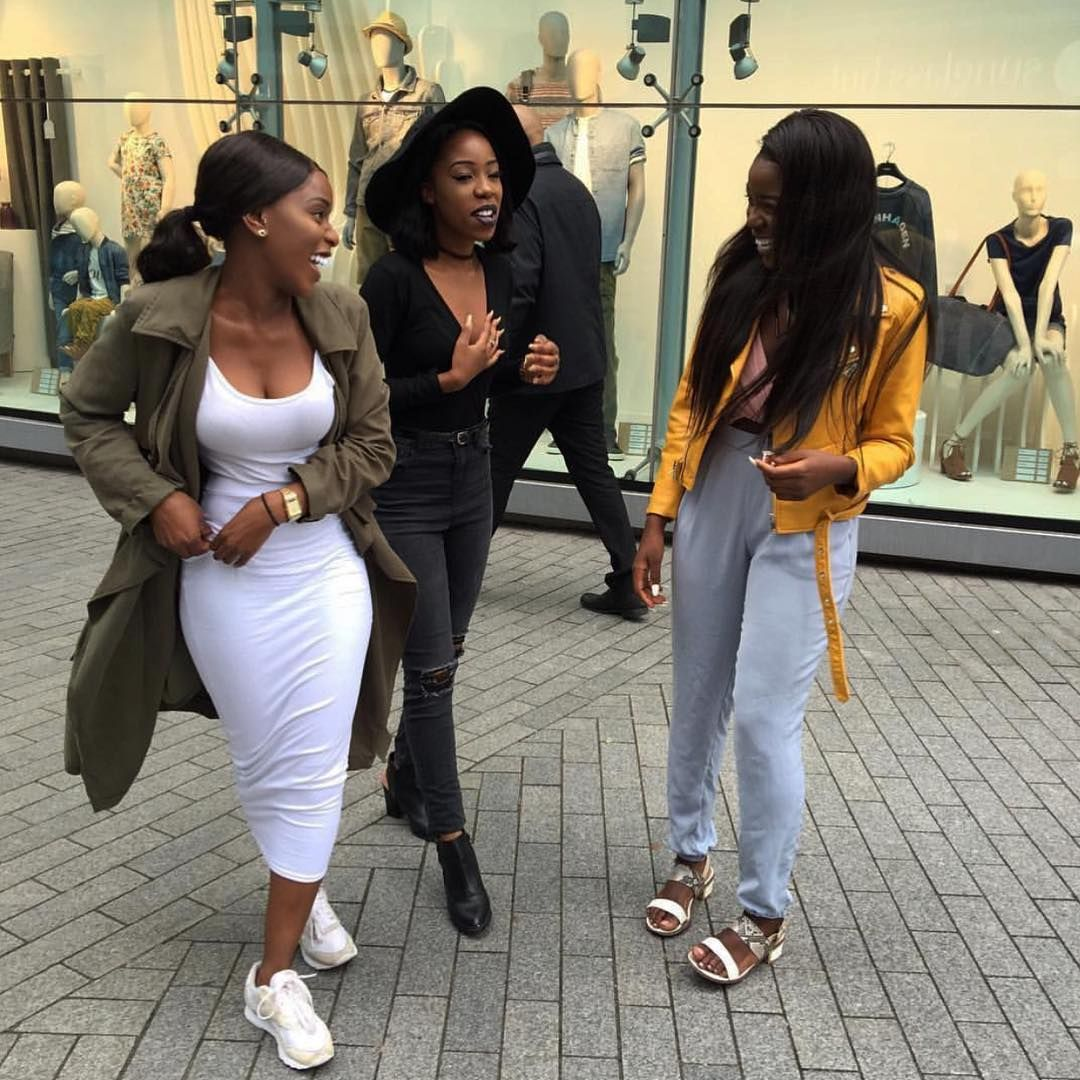 Street Style Black Woman: Like What You See? Follow Me For More: @India16