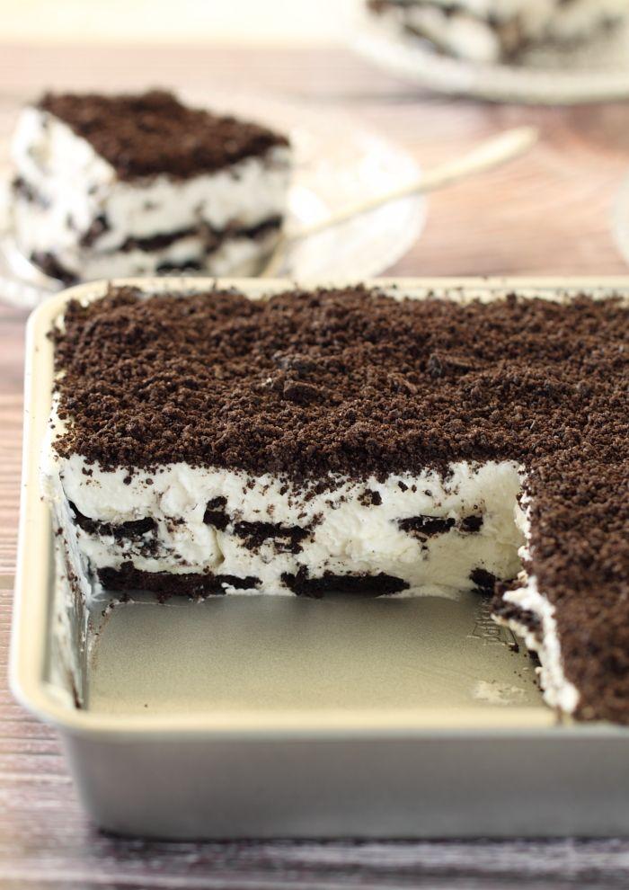 עוגת ביסקוויטים אוראו