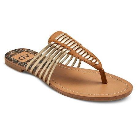 8f537db6cb7 Women s dv Gaby Thong Sandals   Target