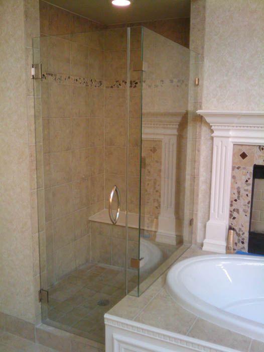 Heavy Glass Shower Doors Heavy Duty Glass Shower Door