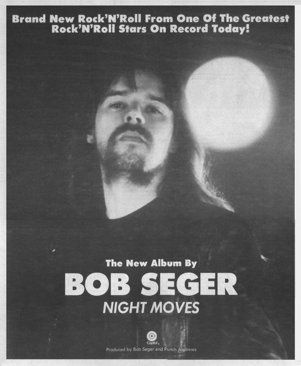 Stewart Seger Yahoo Search Results Bob Seger Cool Lyrics Night Moves