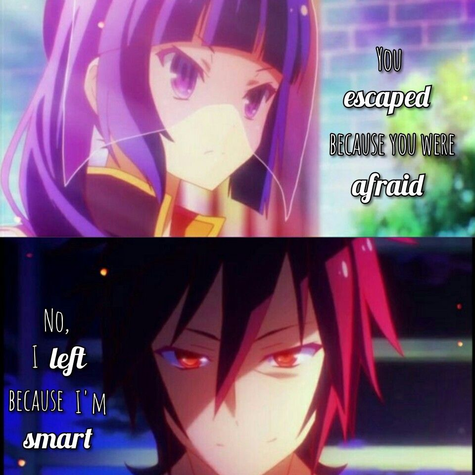 Quotes About Life In Anime
