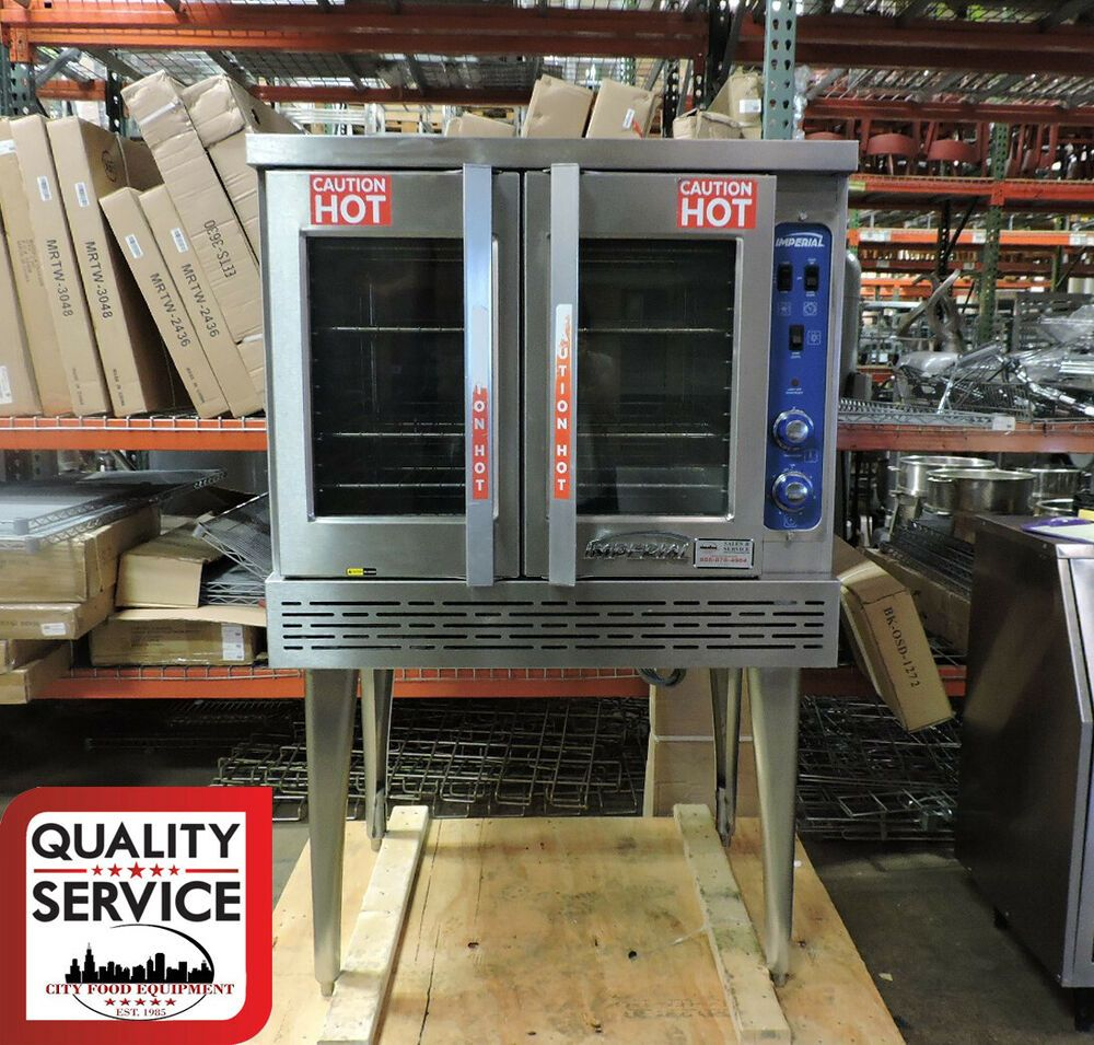 Imperial Icve 1 Commercial Convection Single Double Glass Door Oven Convectionoven Double Glass Doors Glass Door Double Glass