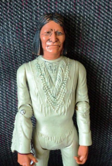 Geronimo Action Figure