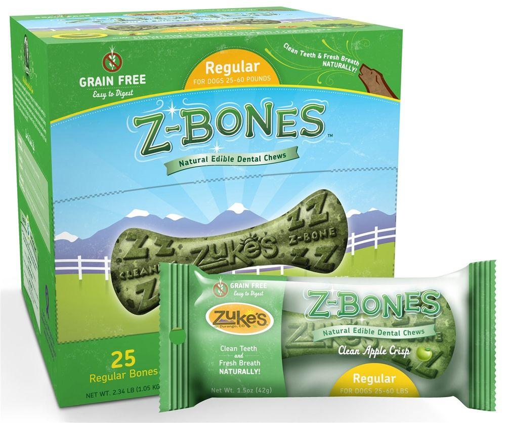 Finally, Grain Free Dental Chew for my Alice ! Zuke's Z