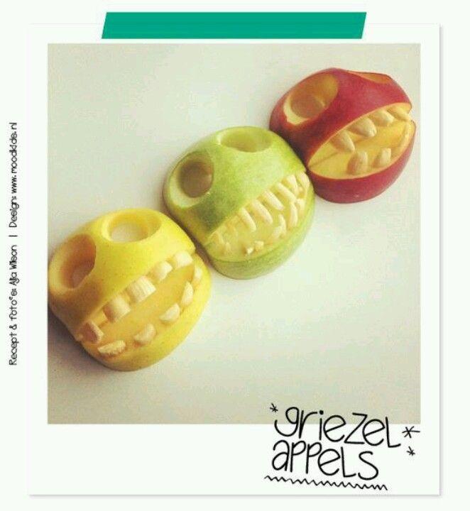 Creepy appels