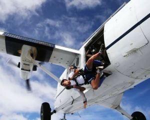 Atlanta, Georgia Tandem Skydiving Gift