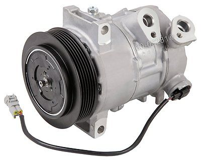 Awesome Brand New Ac Ac Compressor W Clutch For Dodge Caliber Jeep