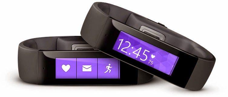Pulseira inteligente compatível com Android, iOS e Windows Phone
