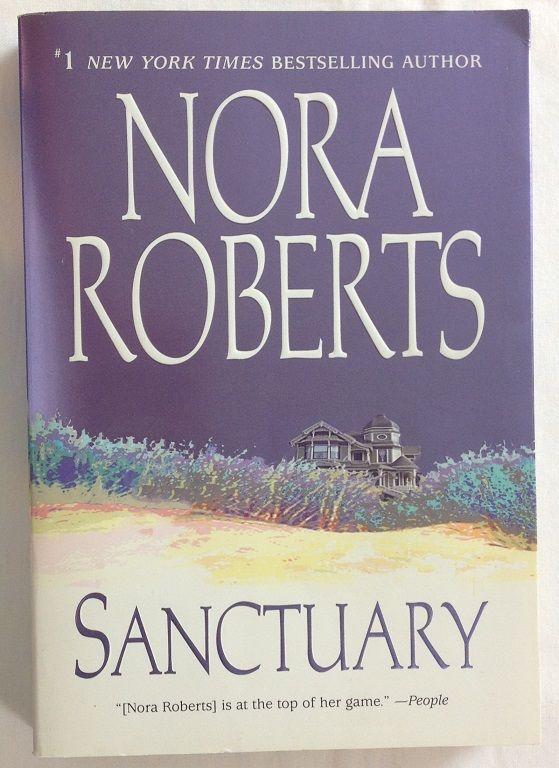 Sanctuary by Nora Robert (1997 - Paperback) Georgia Coast Island Inn Romance