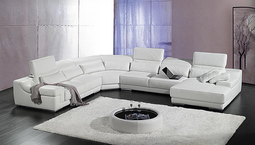 Living Room Furniture Cow Genuine Leather Sofa Set Living Room Furniture Couch Sofas Living Room Sofa Sectional/corner Sofa Home Shipping To Port Home Furniture