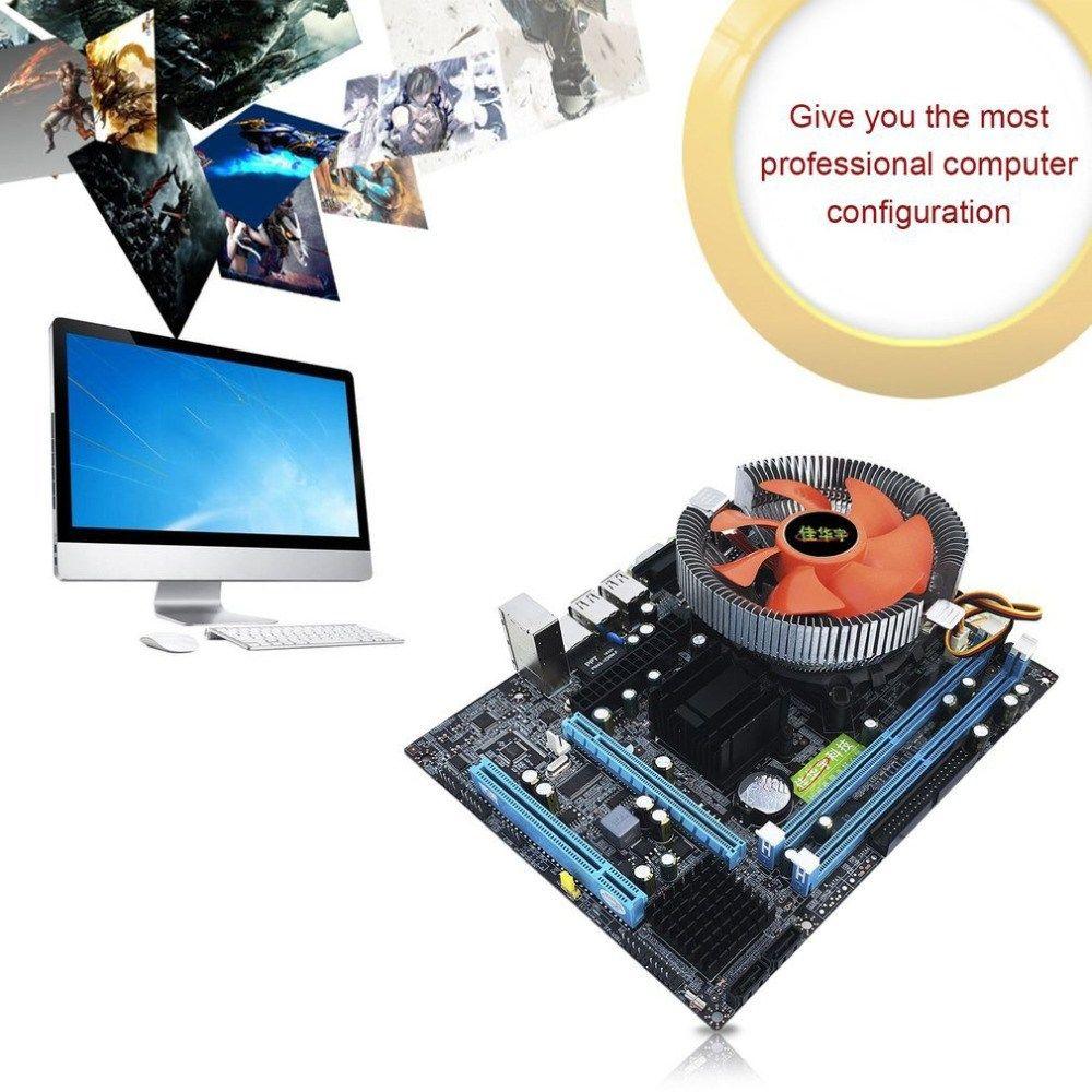 G31 Desktop PC Main Board LGA 775 Dual-core E5700 Combo Set