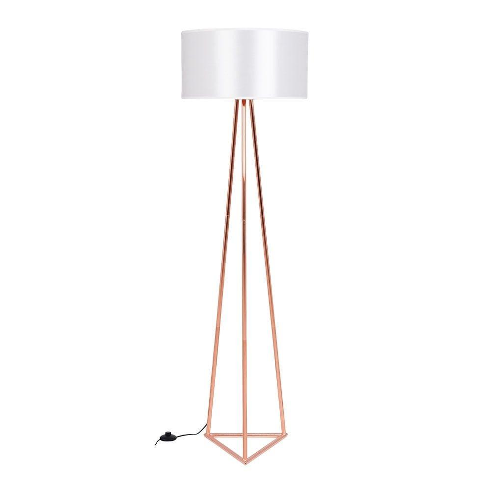 lampadaire geometrique
