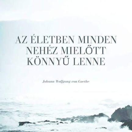 nehéz élet idézetek Az életben minden nehéz mielőtt könnyű lenne. '' | Hungarian