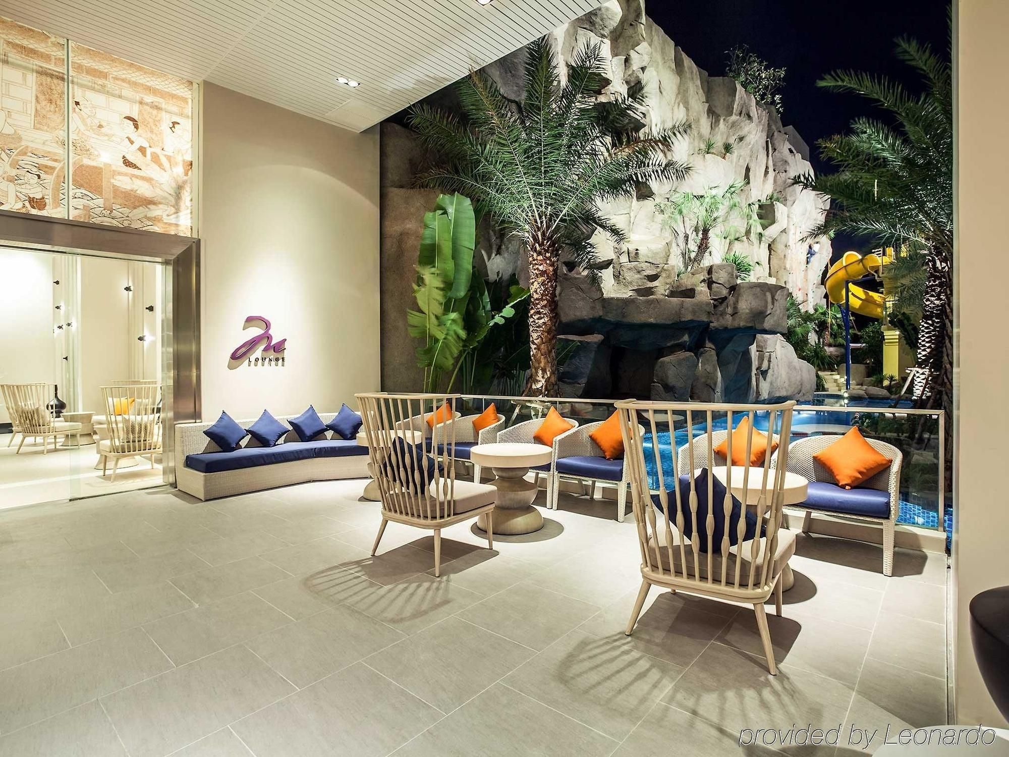 Mercure Pattaya Ocean Resort Architect Palmer Turner Thailand Co