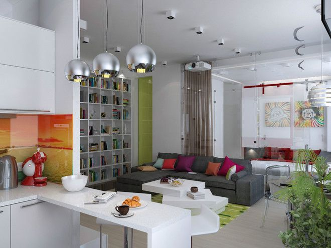 3 Distinctly Themed Apartments Under 800 Square Feet Square Meter) With Floor  Plans