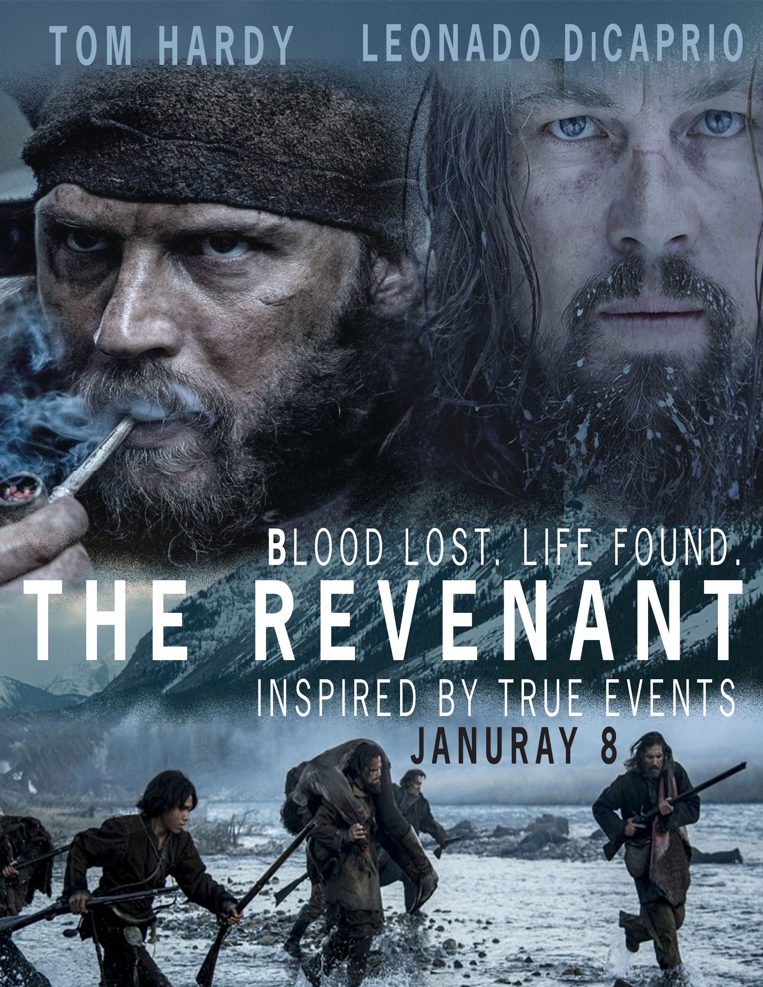 Stream The Revenant