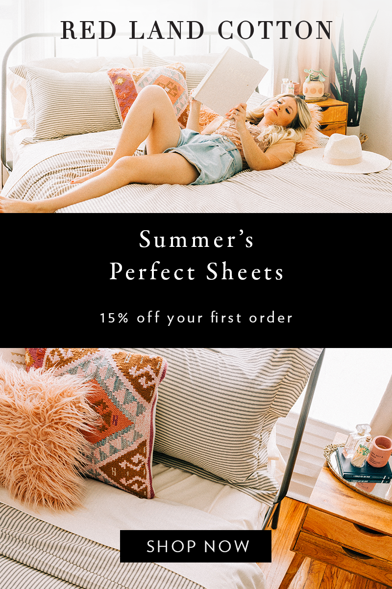 Summer Heat Got You Kicking The Covers Our Crisp And Cool Percale Cotton Sheets Are