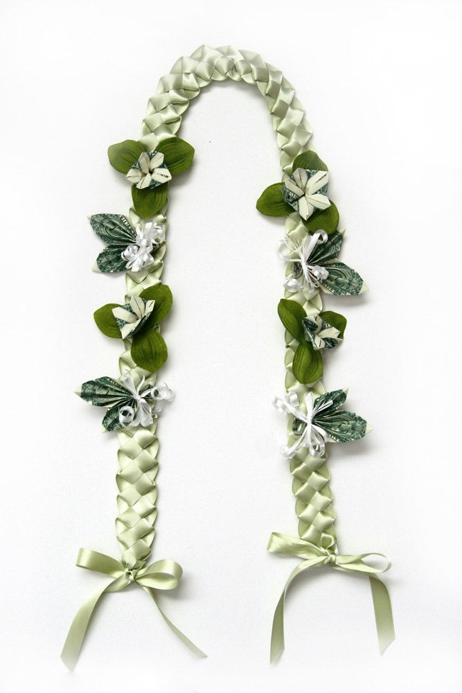 Lily Luau Money Lei by jubileition on Etsy | Arts and ...