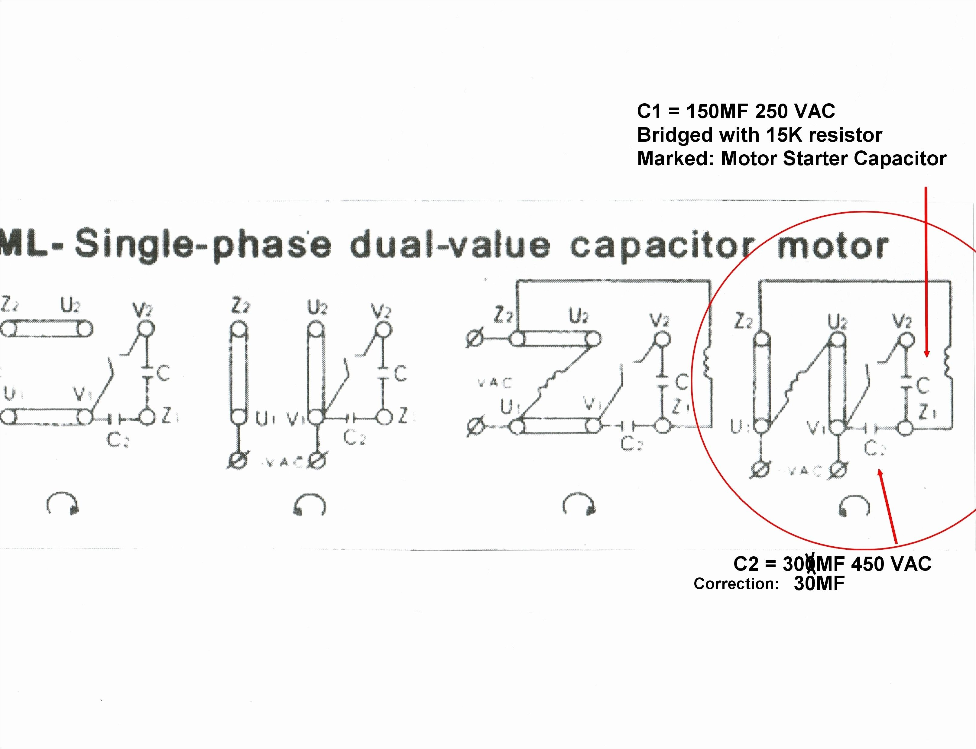 New Wiring Diagram For Reversible Ac Motor Capacitors Car Audio Capacitor Ac Capacitor