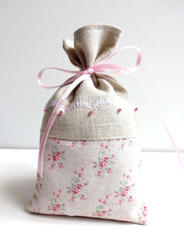 Duftkissen Säckchen Lavendelsäckchen Ein Designerstück Von