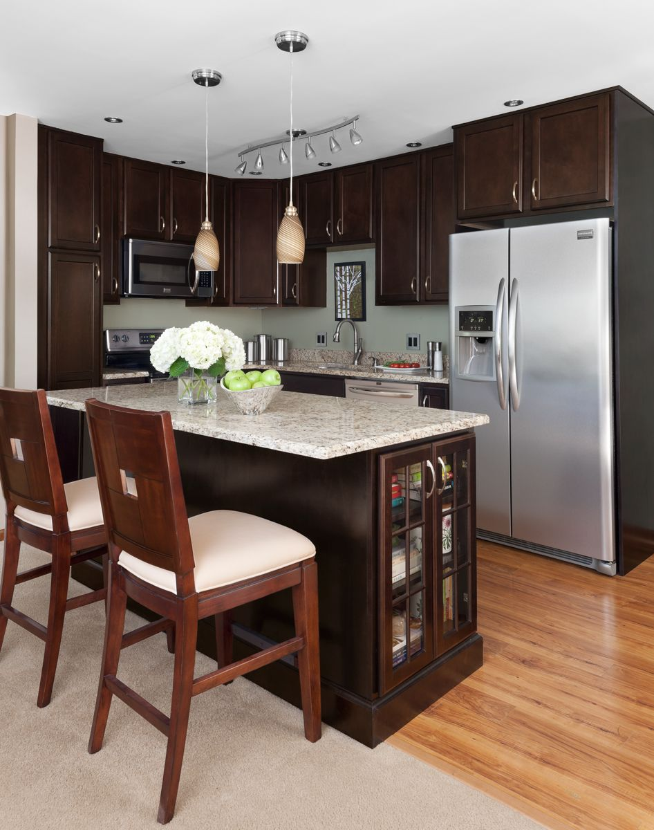 This Beautiful Kitchen Was Designed With Merillat Classic Spring Valley  Maple In Kona. Photo By