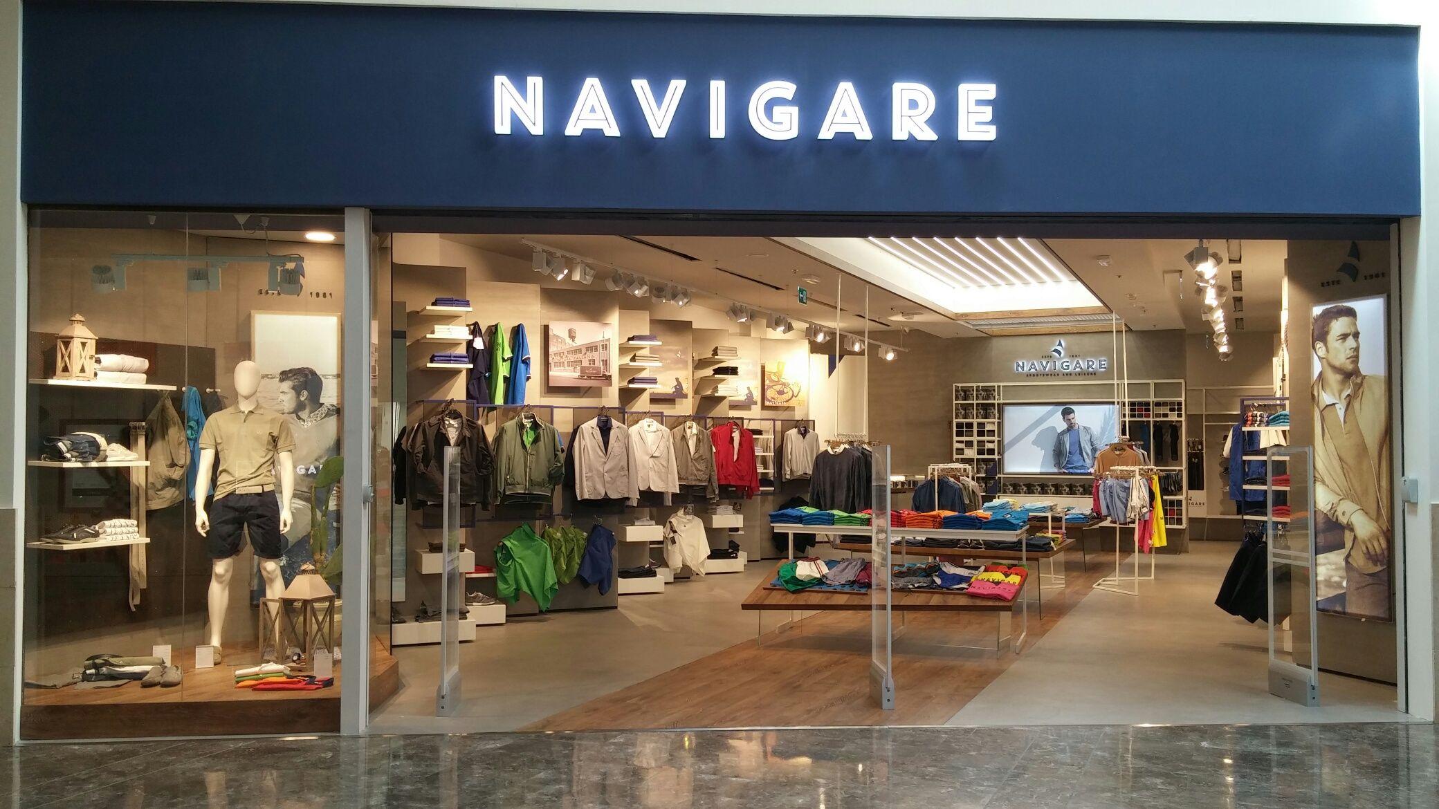 Apre un nuovo Navigare The Store nel centro commerciale Forum ...