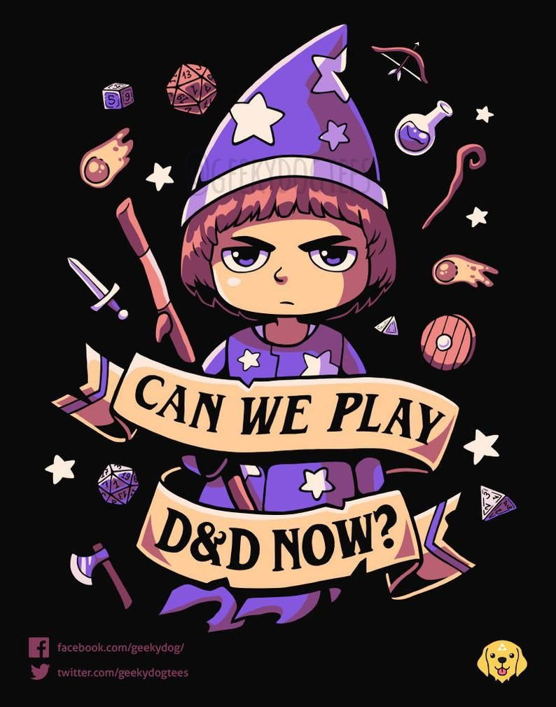 Can we play D&D now? T-Shirt // 80s Roleplaying Fantasy Wizard Shirt // Dungeon Master // TV Show // Roll the Dice // Mage // Cute // Funny