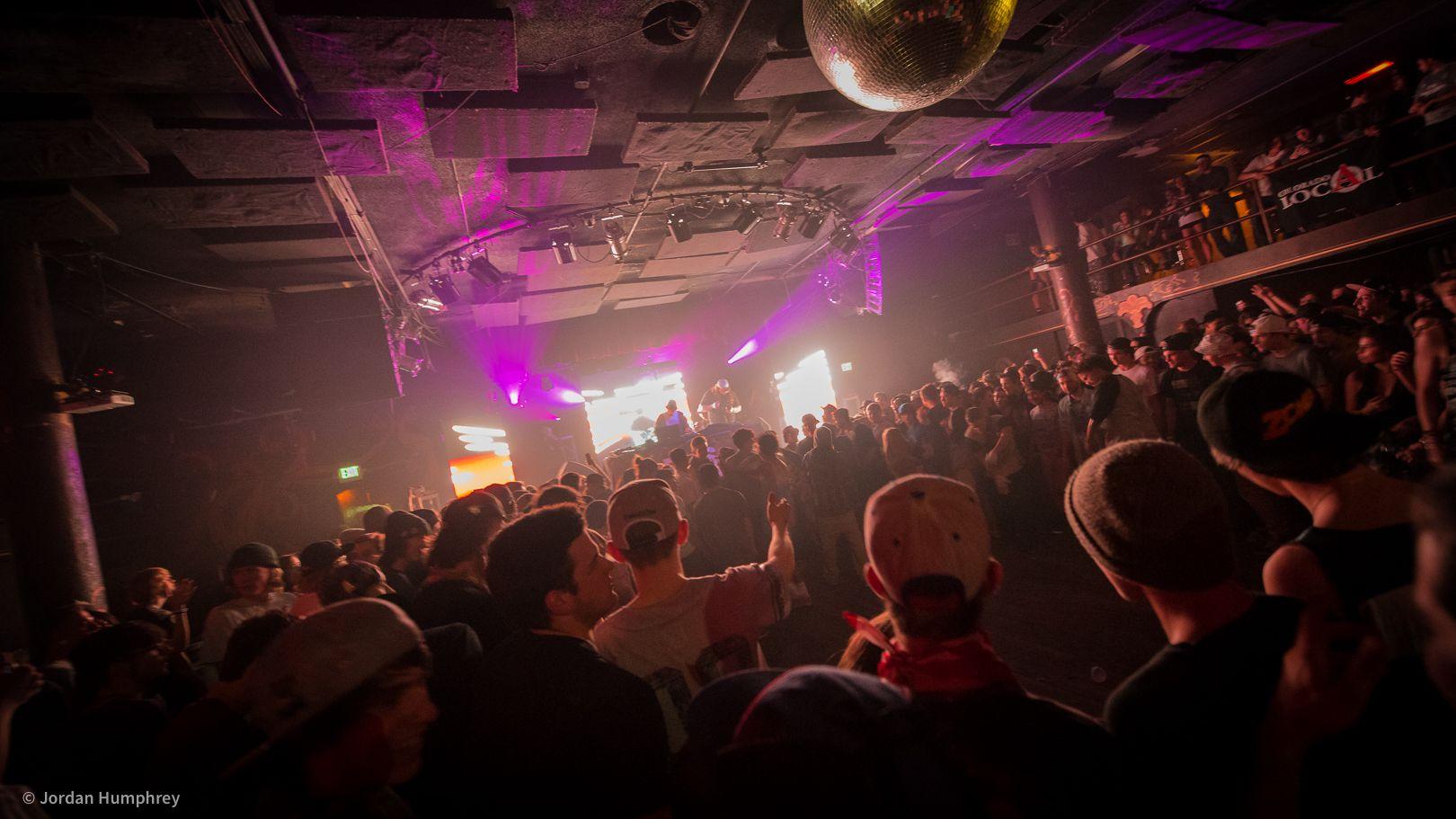 Crissy Cris, Rebudz and Reload Productions, Cervantes Masterpiece Ballroom, Denver, CO www.thejordanhumphrey.com