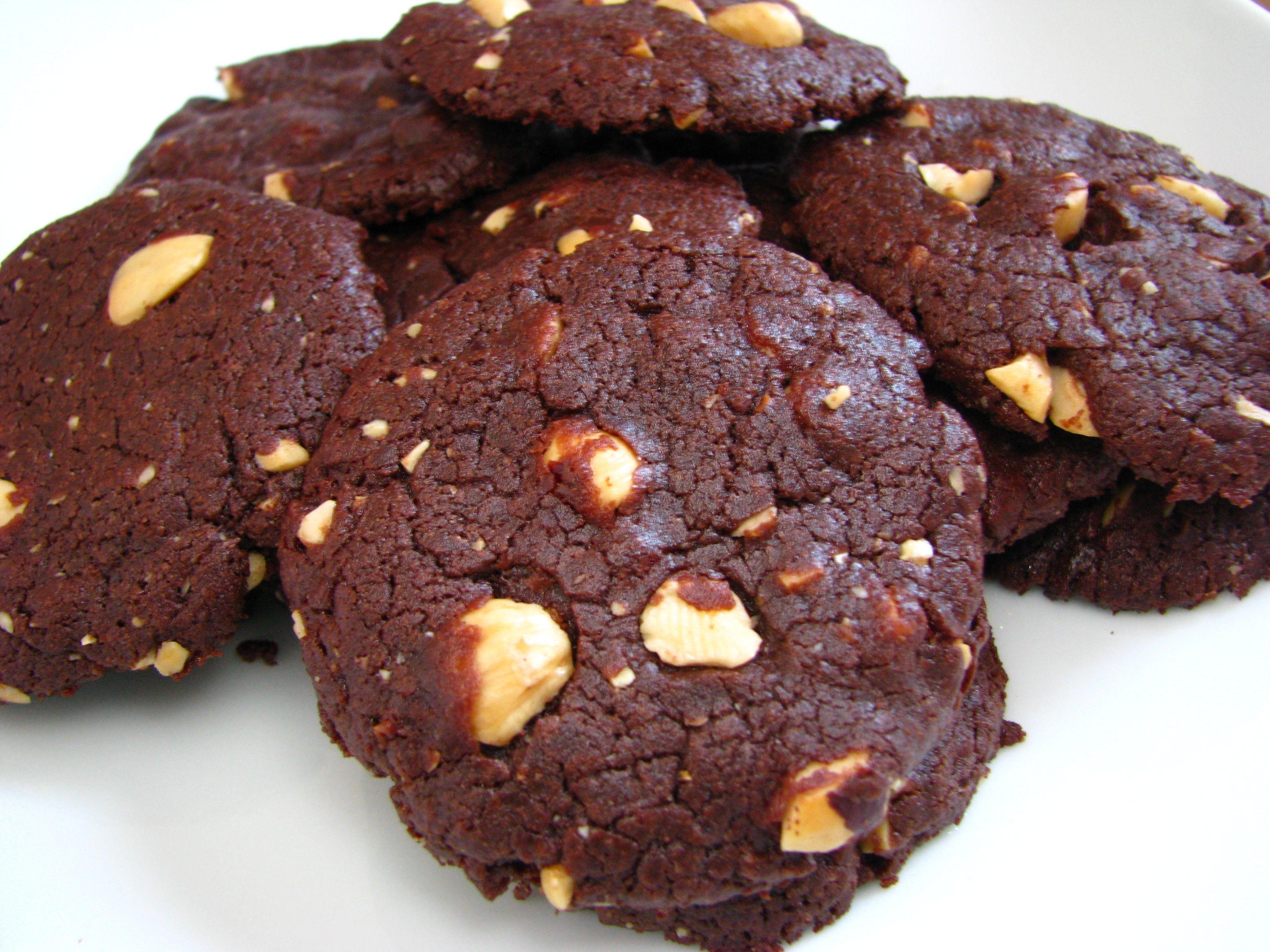 GALLETAS DE BROWNIE | dulces | Pinterest | Galleta, Mariposas y Dulces