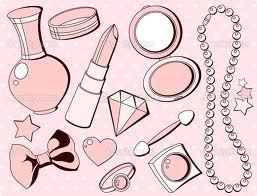 Accessories. From hair to make-up, the key ingredient to looking feminine is to accessorize.