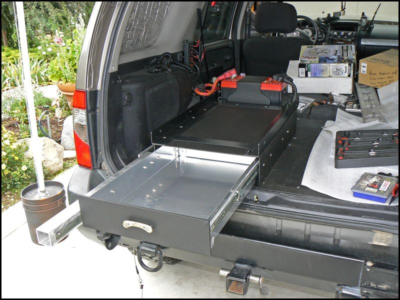 Xterra Storage Boxes Lets See Yours Page 2 Expedition Portal Jeep Camping Trailer Truck Roof Rack Truck Storage