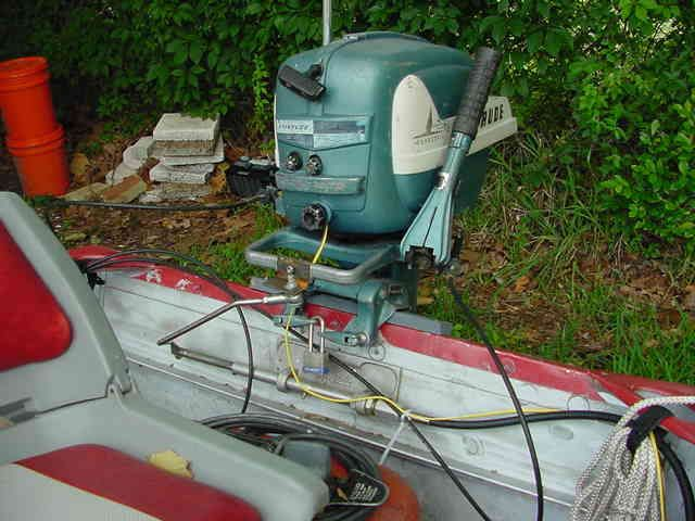 Question about johnson 15hp and 20 hp page 1 iboats for Small boat motor repair