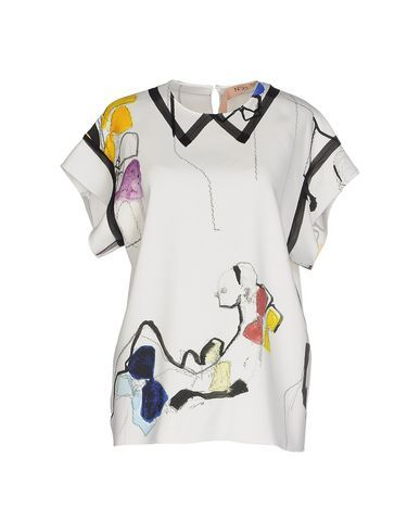 N° 21 Women's Blouse White 4 US