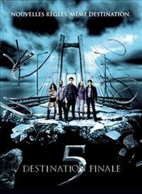 Destination Finale 5 Telecharger Des Films Affiches De Films D Horreur Films Anglais